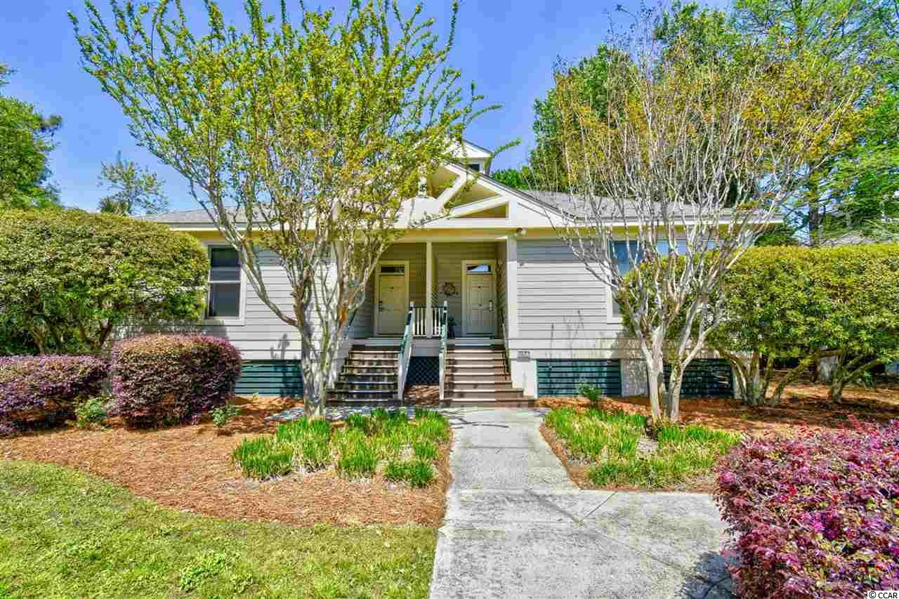 1/2 Duplex MLS:1808004 Lakeside Villas  65-B Lakeside Dr. Pawleys Island SC