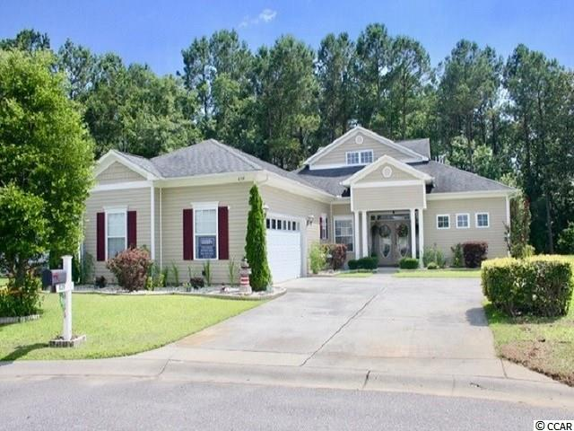 Single Family Home for Sale at 839 Wintercreeper Drive 839 Wintercreeper Drive Longs, South Carolina 29568 United States