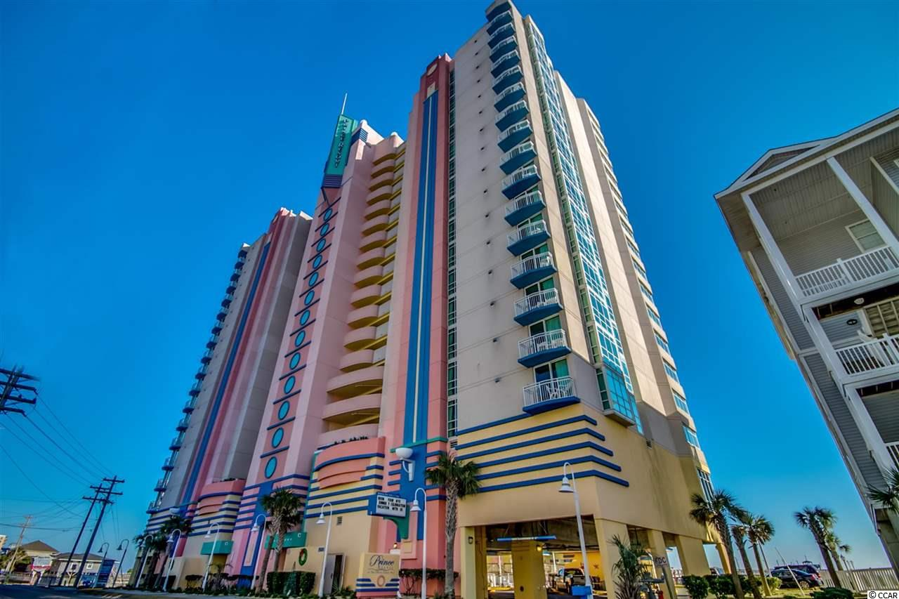 Condo MLS:1808013 Prince Resort - Phase I - Cherry  3500 N Ocean Blvd North Myrtle Beach SC