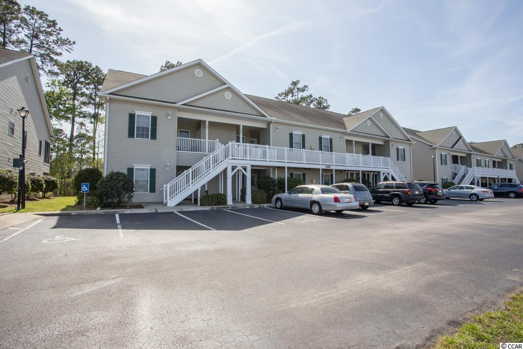 End Unit Condo in Bay View Golf Villas : Myrtle Beach South Carolina
