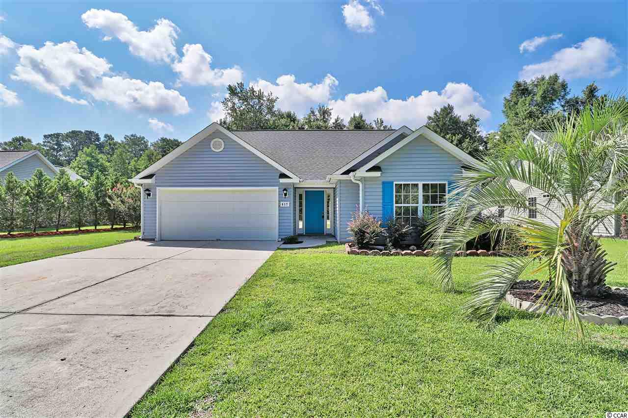 Detached MLS:1808049   617 W Oak Circle Myrtle Beach SC