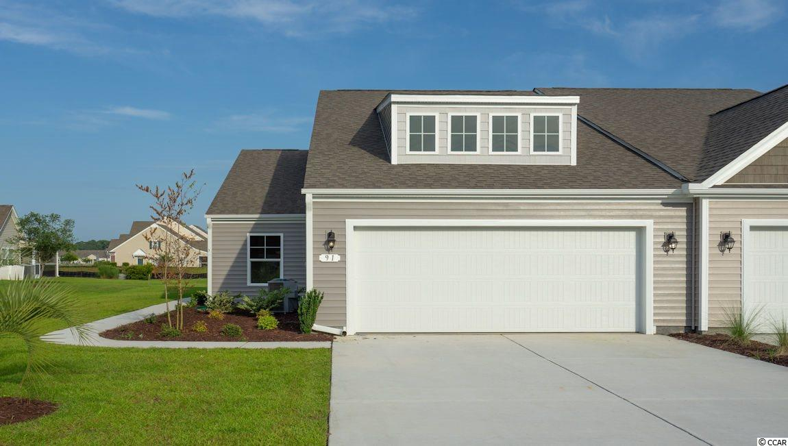 Semi-Detached MLS:1808061   91 Calabash Lakes Blvd. Calabash NC