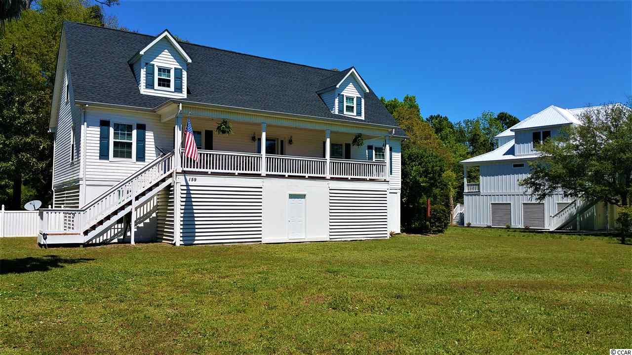 Detached MLS:1808101   159 N Causeway Rd. Pawleys Island SC