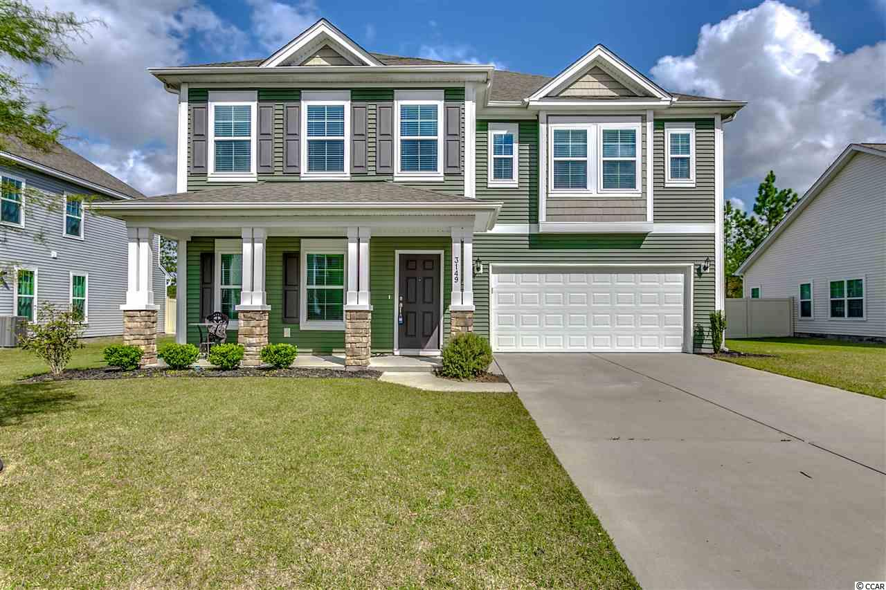 Detached MLS:1808107   3149 Bramble Glen Drive Myrtle Beach SC