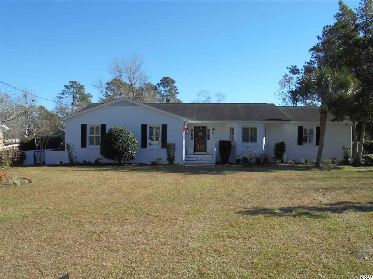 Detached MLS:1808114   1306 Elizabeth St. North Myrtle Beach SC