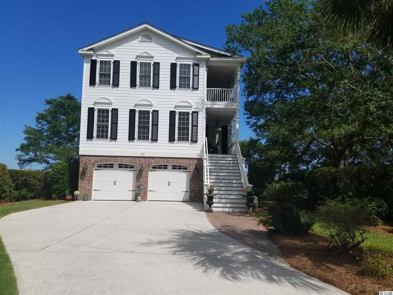 Detached MLS:1808168   92 High Hammock Lane Pawleys Island SC