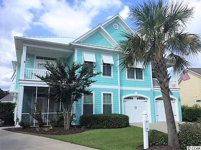 Semi-Detached MLS:1808172   368 Saint Catherine Bay Ct. Myrtle Beach SC