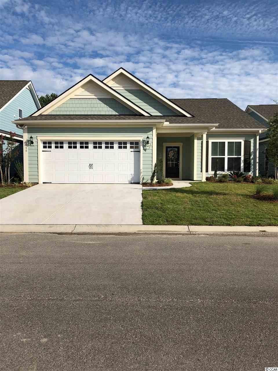 Detached MLS:1808213   2390 Tidewatch Way North Myrtle Beach SC
