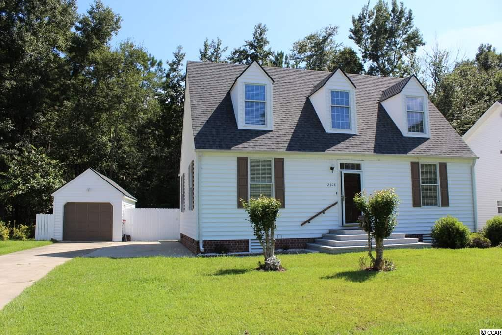 Detached MLS:1808224   2408 Brick Drive Longs SC