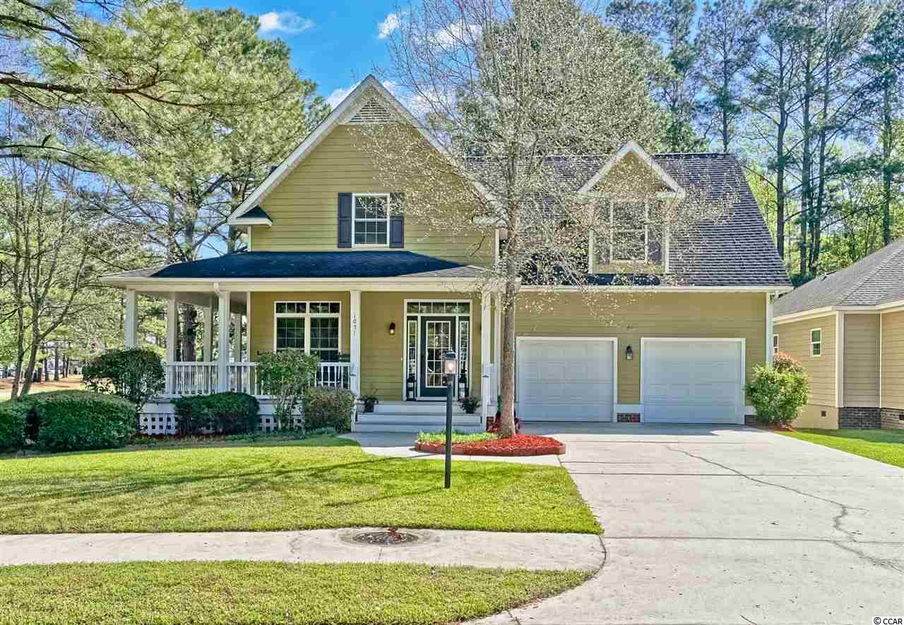 Detached MLS:1808286   1051 Ridge Walk Way NW Calabash NC