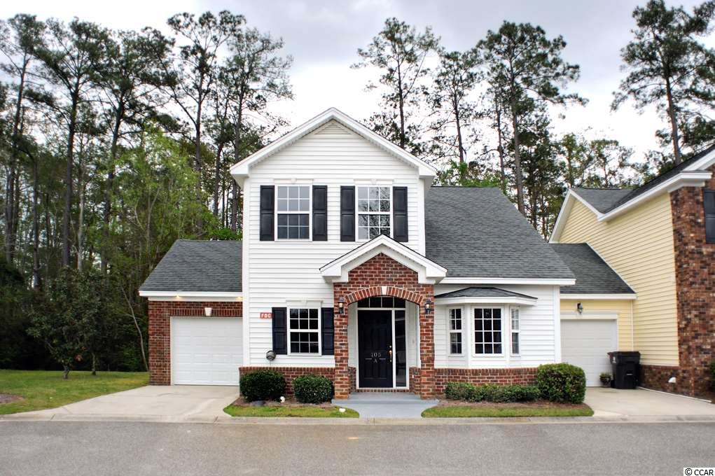 Townhouse MLS:1808301 The Villas at the Gates - Hwy 70  105 Terracina Circle Myrtle Beach SC