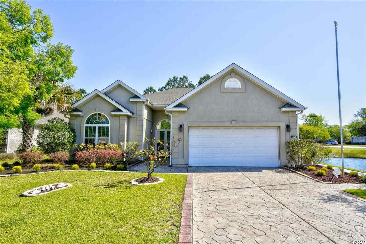 Detached MLS:1808321   1406 Saint Thomas Circle Myrtle Beach SC