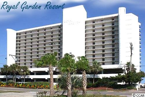 Condo MLS:1808323 ROYAL GARDEN  1210 N Waccamaw Dr Garden City Beach SC