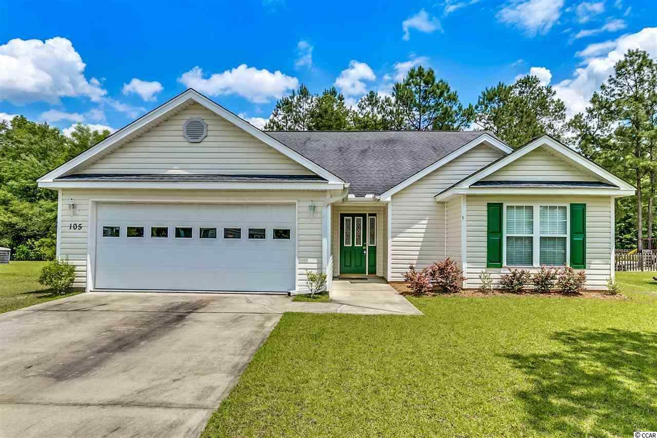 Detached MLS:1808339   105 Lily Pond Court Conway SC