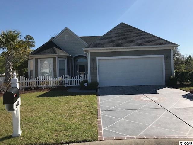 Detached MLS:1808348   3601 White Oleander Court North Myrtle Beach SC