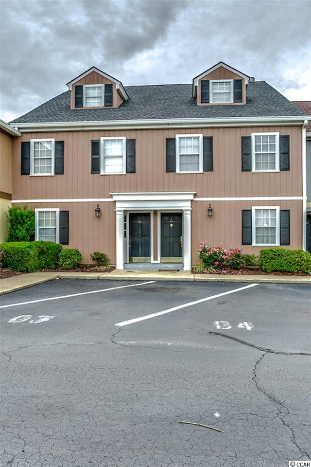Townhouse MLS:1808374 Colony SQUARE  501 44th Avenue North Myrtle Beach SC