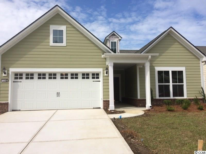 Detached MLS:1808402   1267 Prescott Circle Myrtle Beach SC
