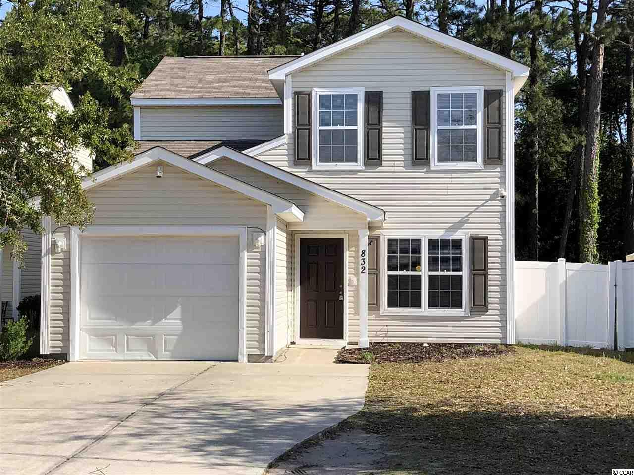 Detached MLS:1808407   832 Sivercrest Drive Myrtle Beach SC