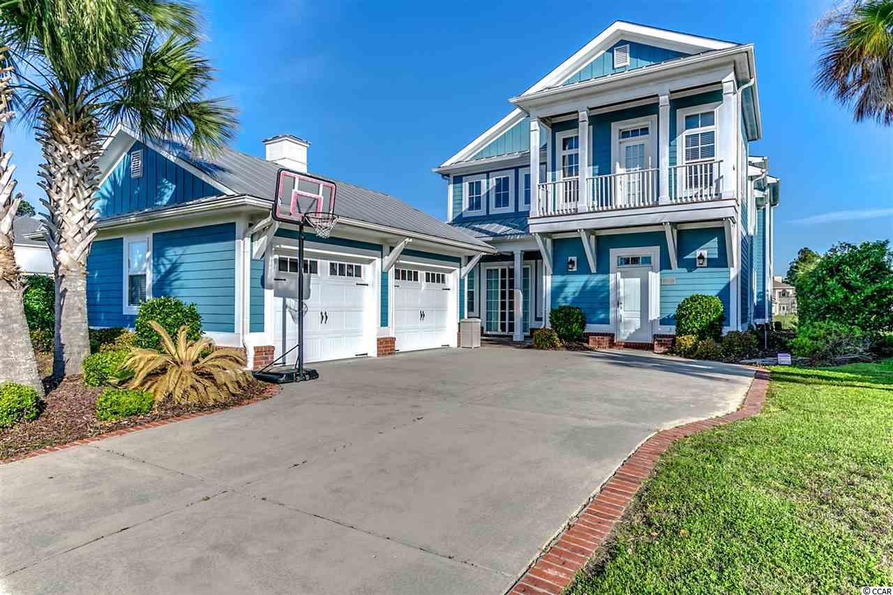 Detached MLS:1808422   1211 Bentcreek Ln. Myrtle Beach SC