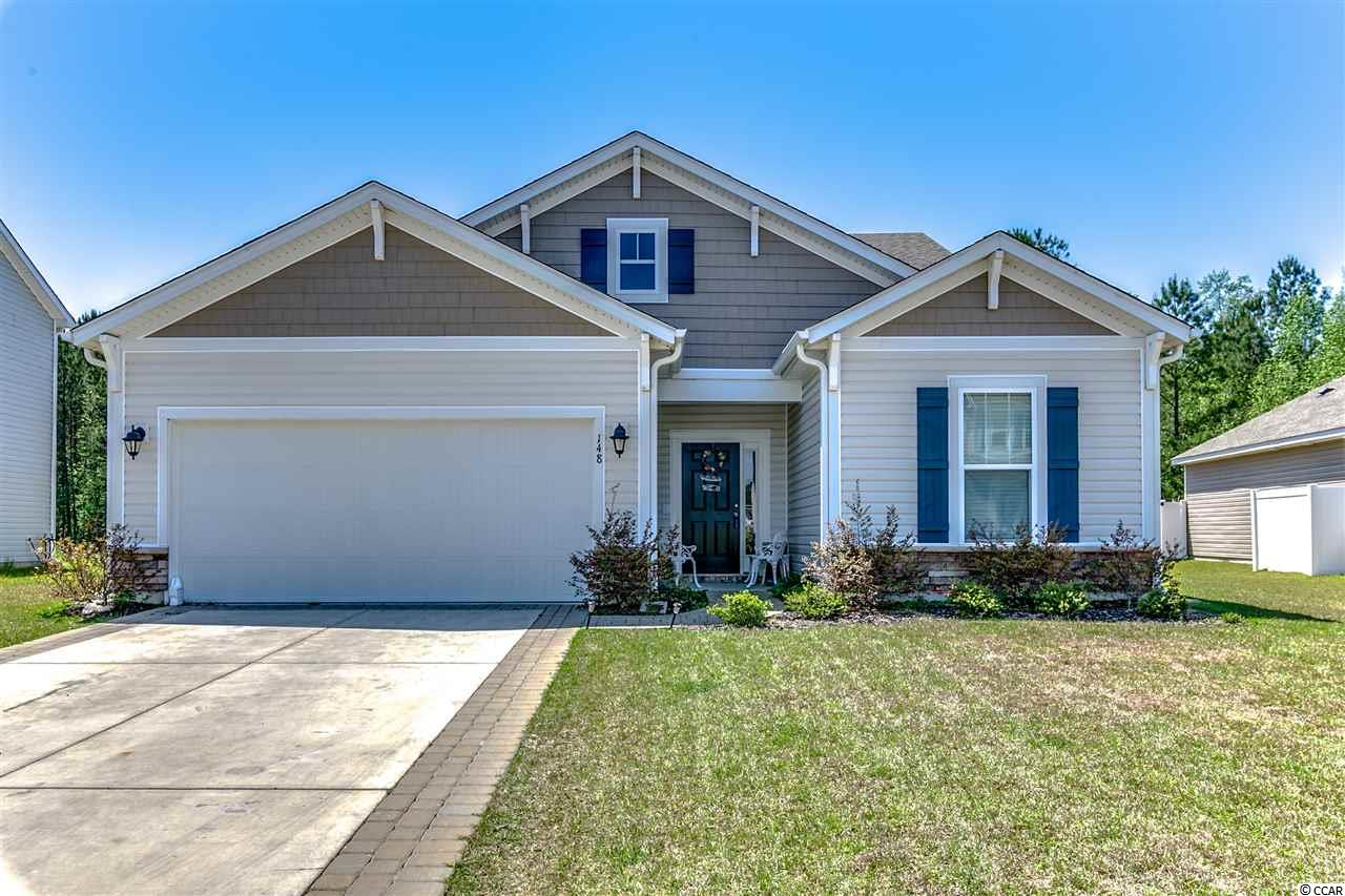 Detached MLS:1808491   148 Campanaia Street Myrtle Beach SC