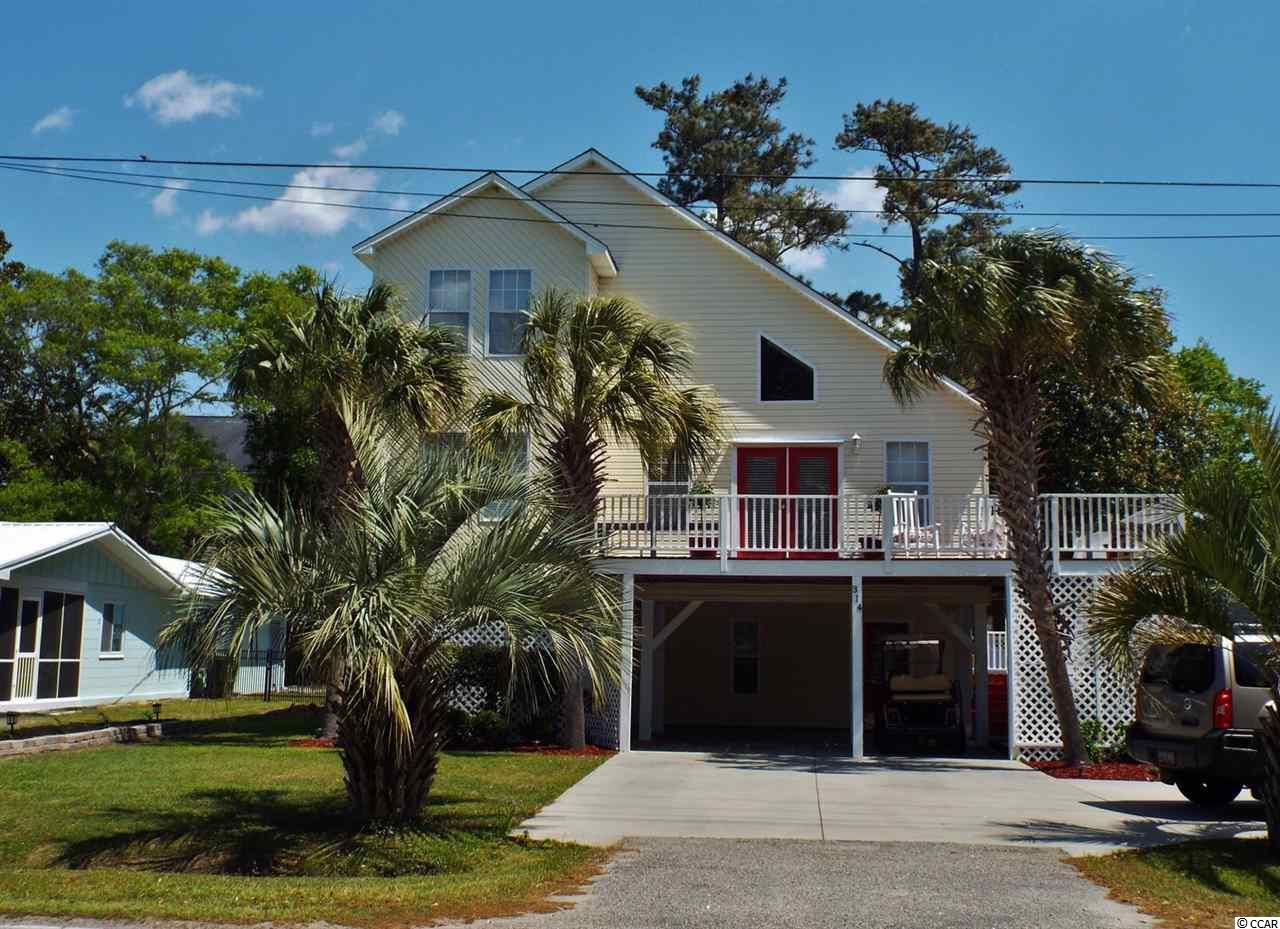 Detached MLS:1808511   314 Melody Ln Surfside Beach SC