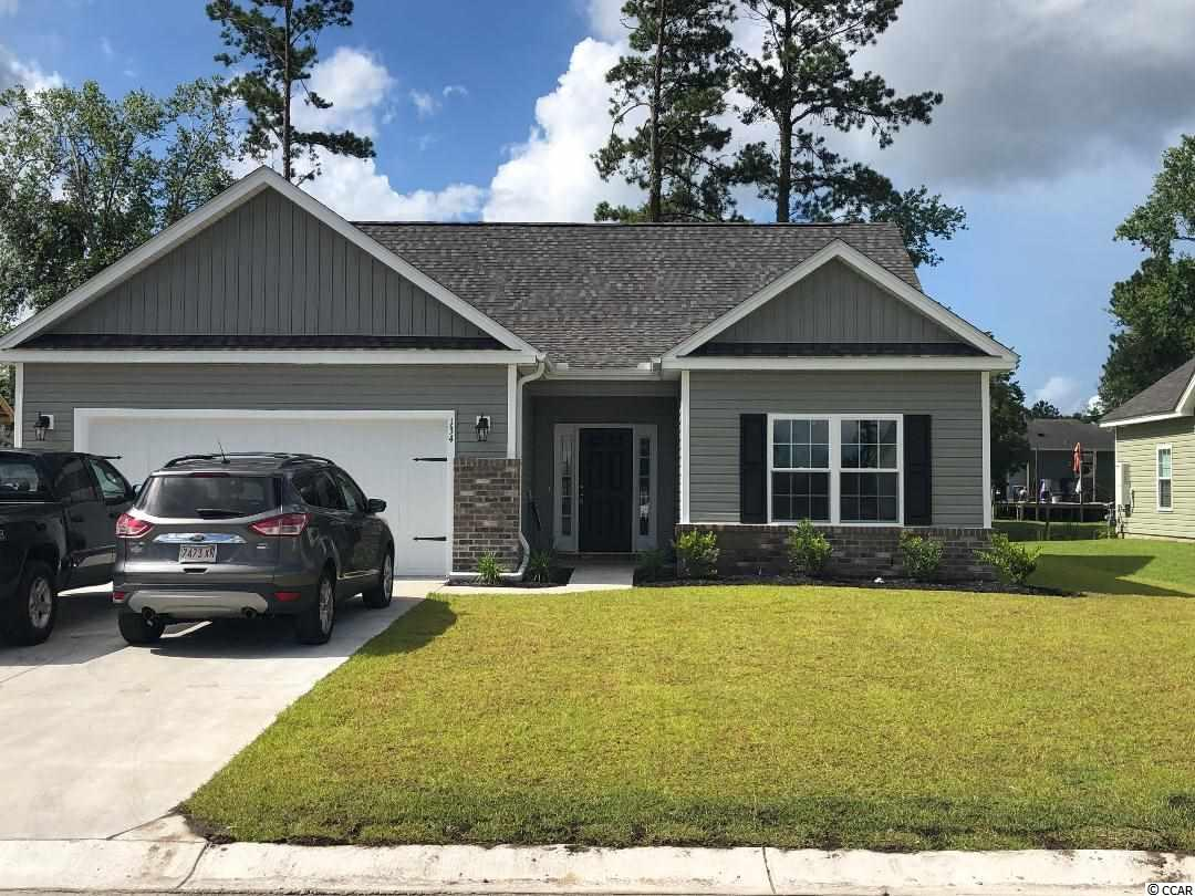 Detached MLS:1808523   134 Palm Terrace Loop Conway SC