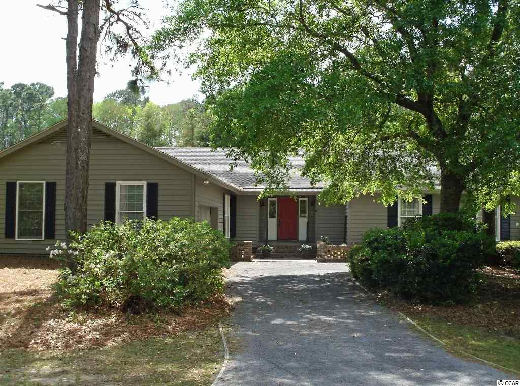 Detached MLS:1808565   391 Oleander Drive Pawleys Island SC
