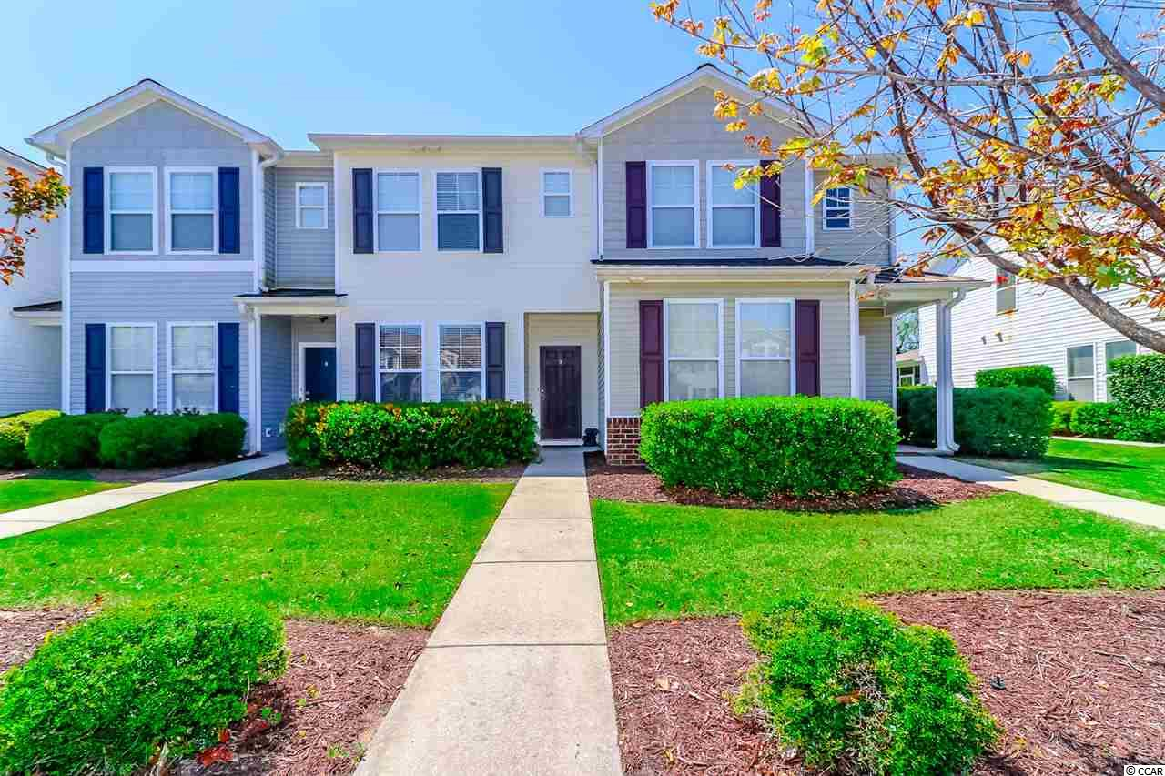 Townhouse MLS:1808593 WELLINGTON - SOCASTEE  117 Olde Towne Way Myrtle Beach SC