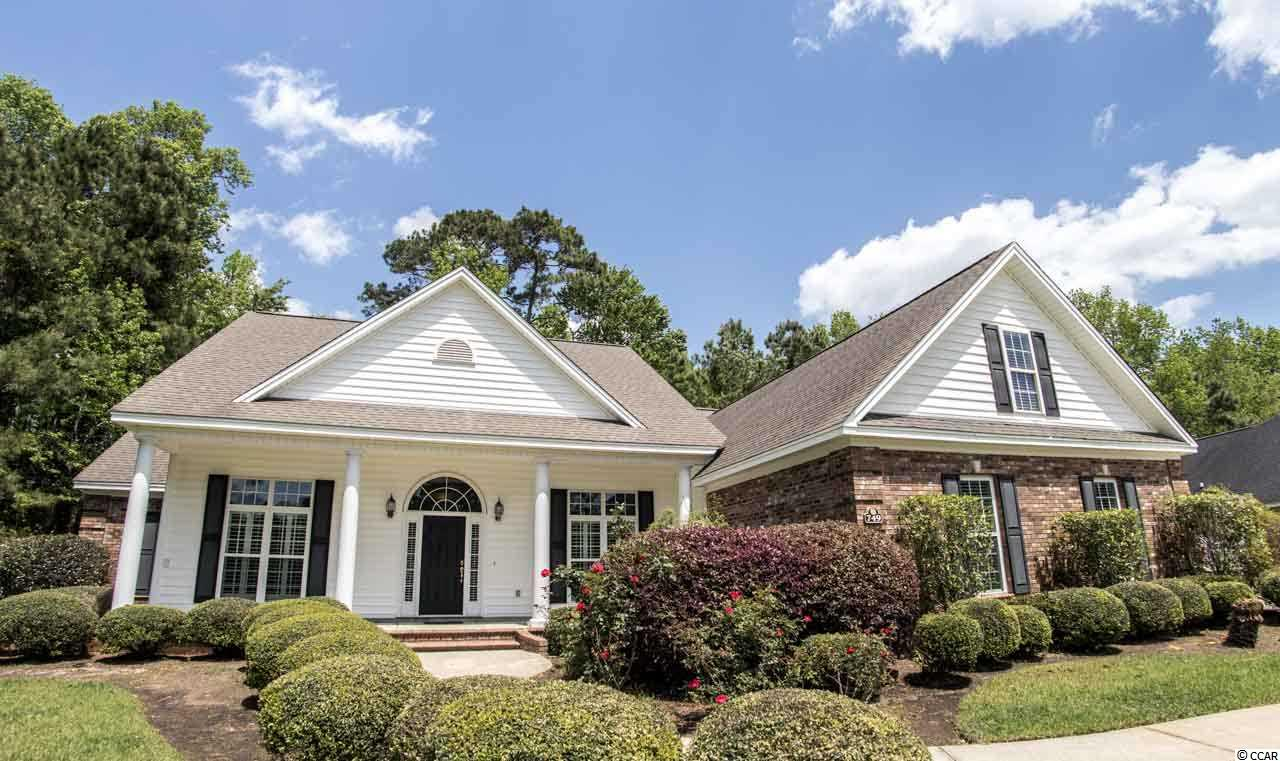 Detached MLS:1808598   749 Fieldgate Circle Pawleys Island SC