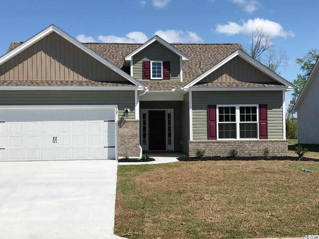 Detached MLS:1808604   107 Palm Terrace Loop Conway SC