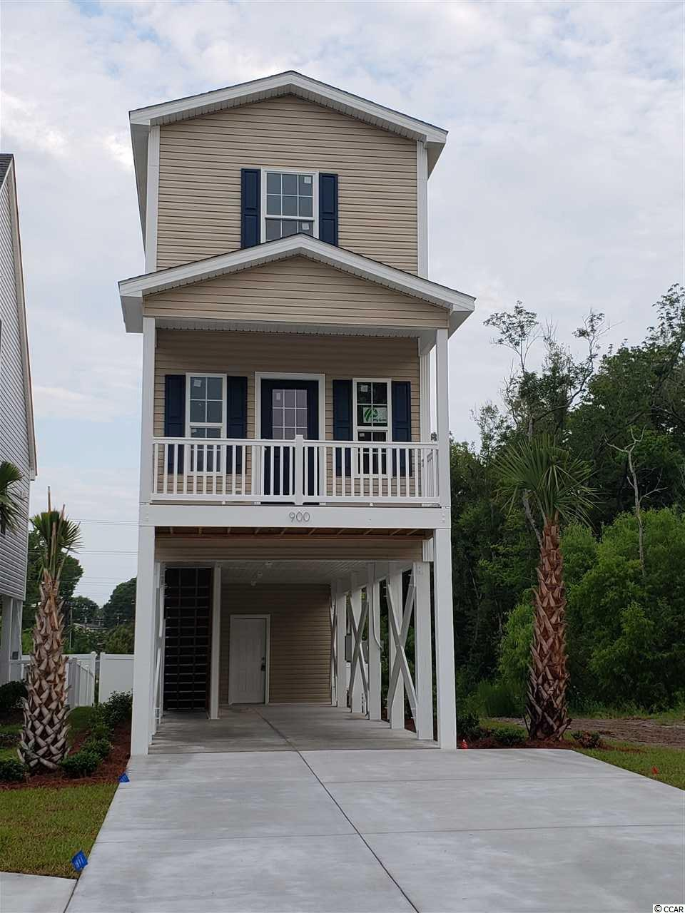 Detached MLS:1808612   900 Leah Jayne Lane North Myrtle Beach SC