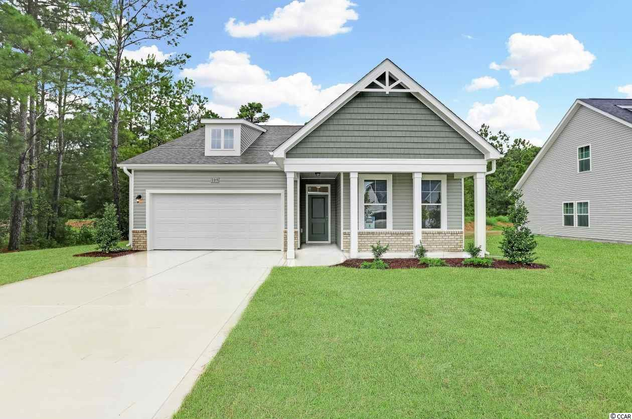 Detached MLS:1808613   109 Astoria Park Loop Conway SC