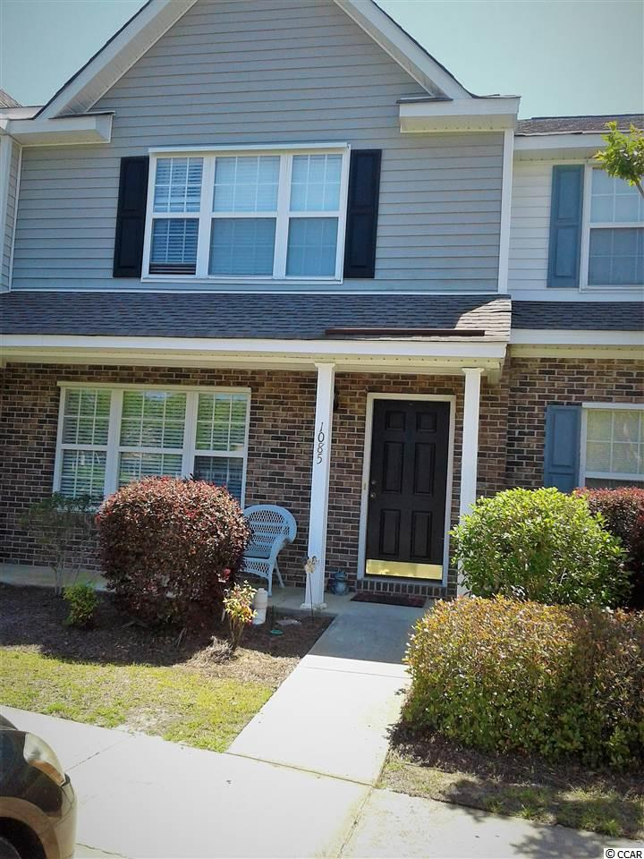 Townhouse MLS:1808670 PARKVIEW SUBDIVISION - 17TH AVE.  1085 Pinwheel Loop Myrtle Beach SC
