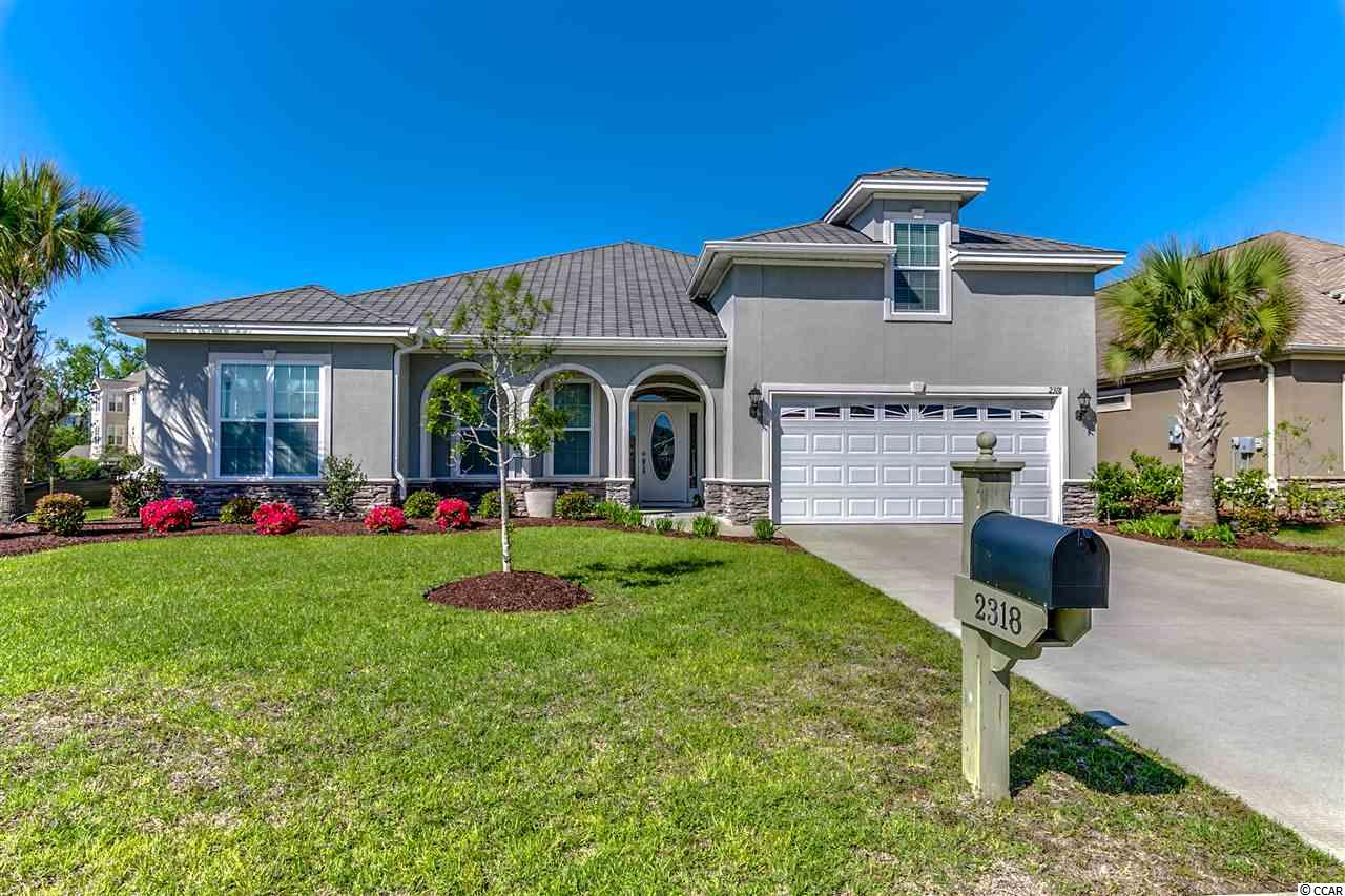 Detached MLS:1808724   2318 Via Palma Drive North Myrtle Beach SC