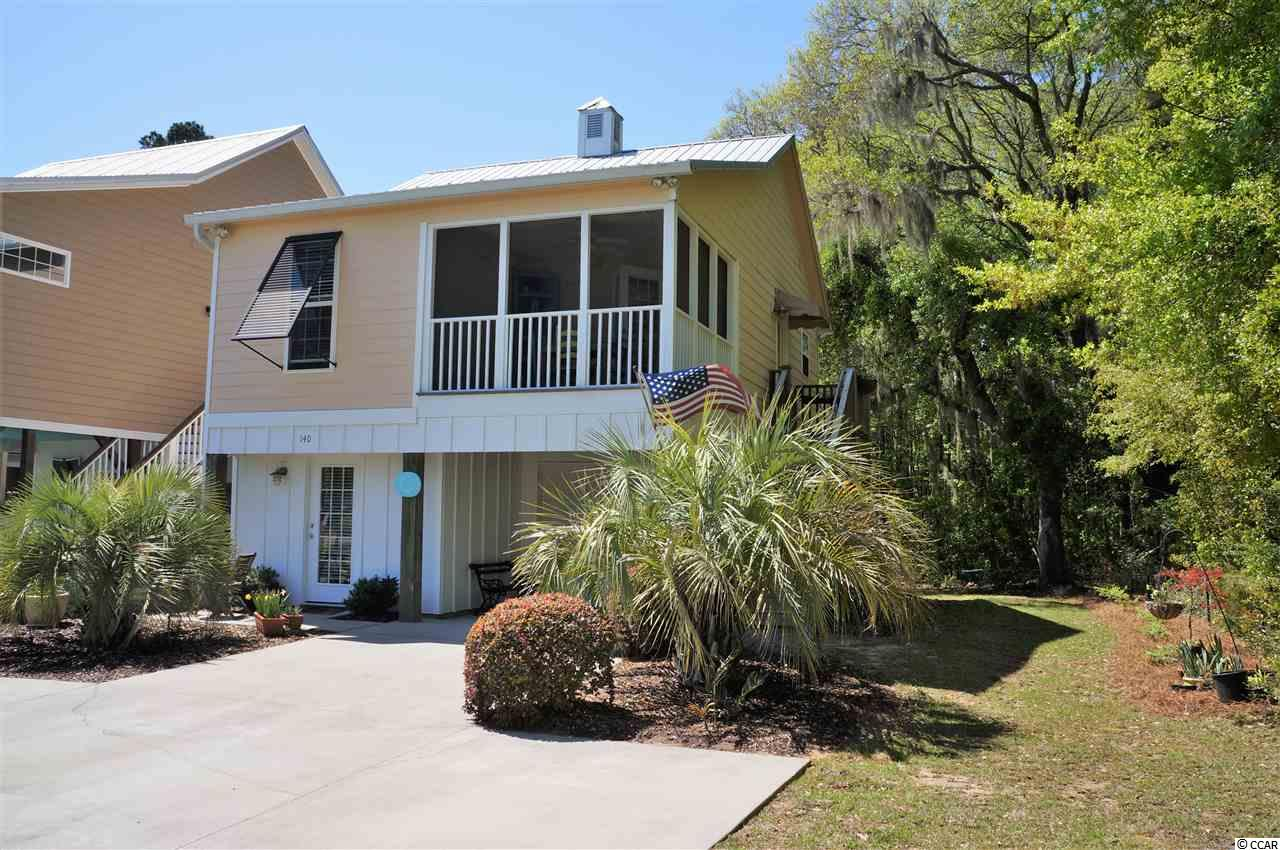 Detached with HPR MLS:1808741   140 Weatherboard Ct Pawleys Island SC