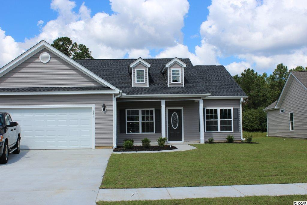 Detached MLS:1808837   140 Barons Bluff Dr. Conway SC