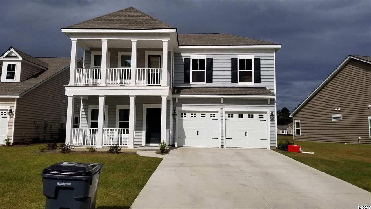 Detached MLS:1808852   261 Harbinson Circle Myrtle Beach SC