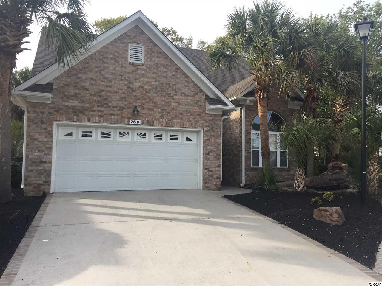 Detached MLS:1808913   2810 S Key Largo Cir Myrtle Beach SC