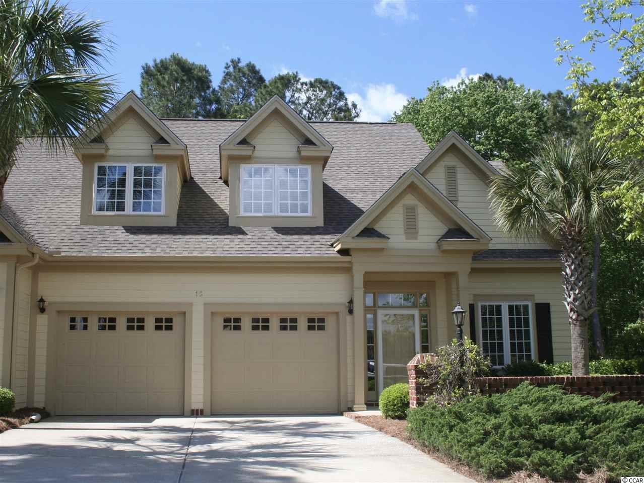 Townhouse MLS:1808927 Huntington Lake - The Reserve  15 Courtyard Circle Pawleys Island SC
