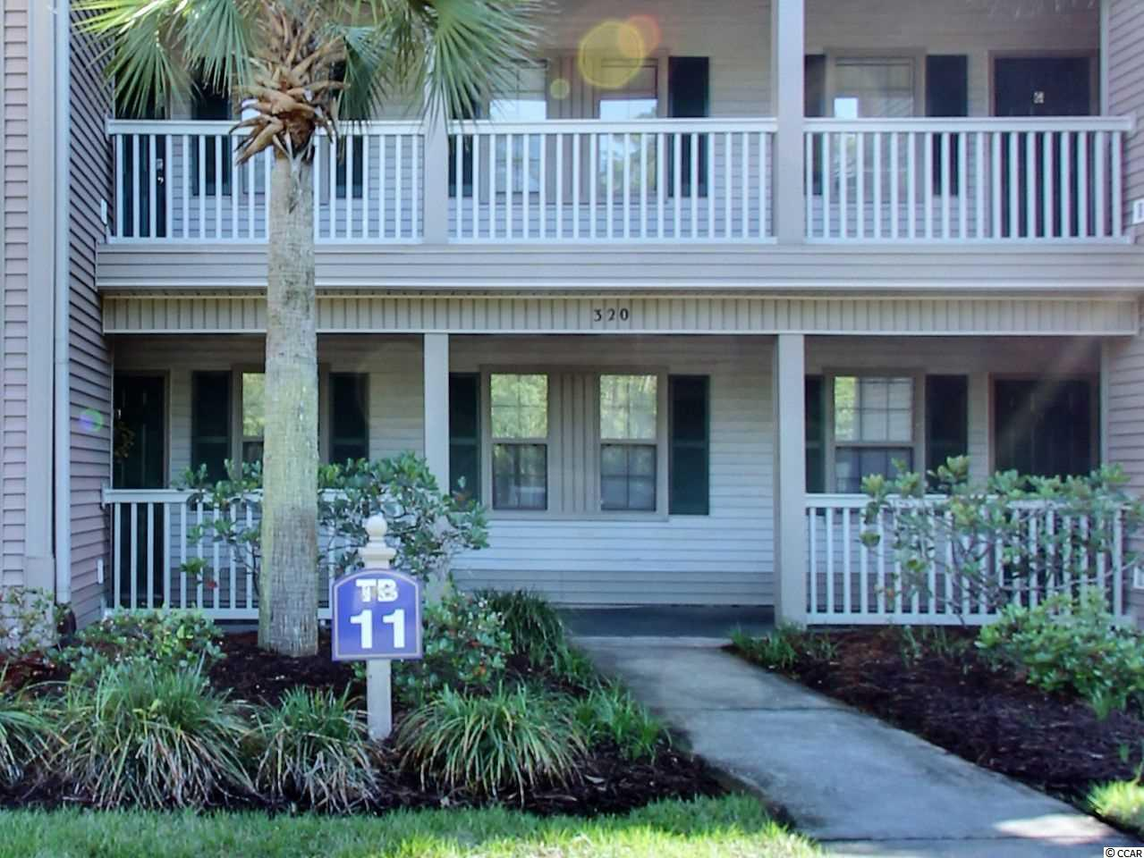 Golf Course View,Lake/Pond View Condo in True Blue 1 : Pawleys Island South Carolina