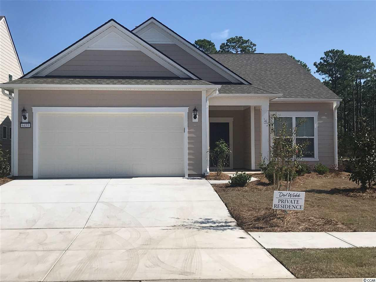 Detached MLS:1808977   6433 Cascata Drive Myrtle Beach SC