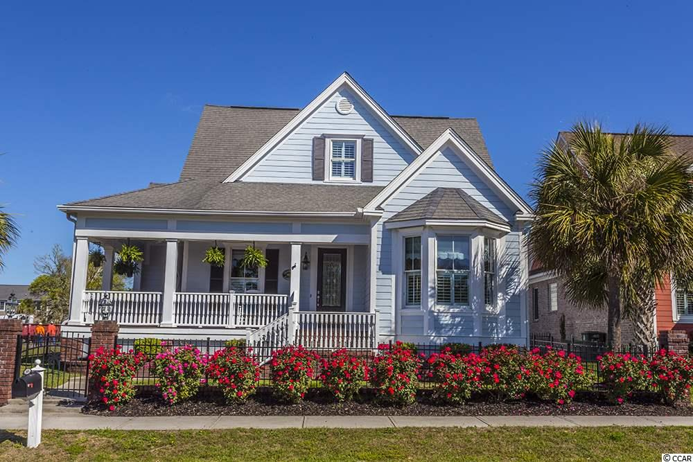 Detached MLS:1808983   3609 Seabrook Avenue North Myrtle Beach SC