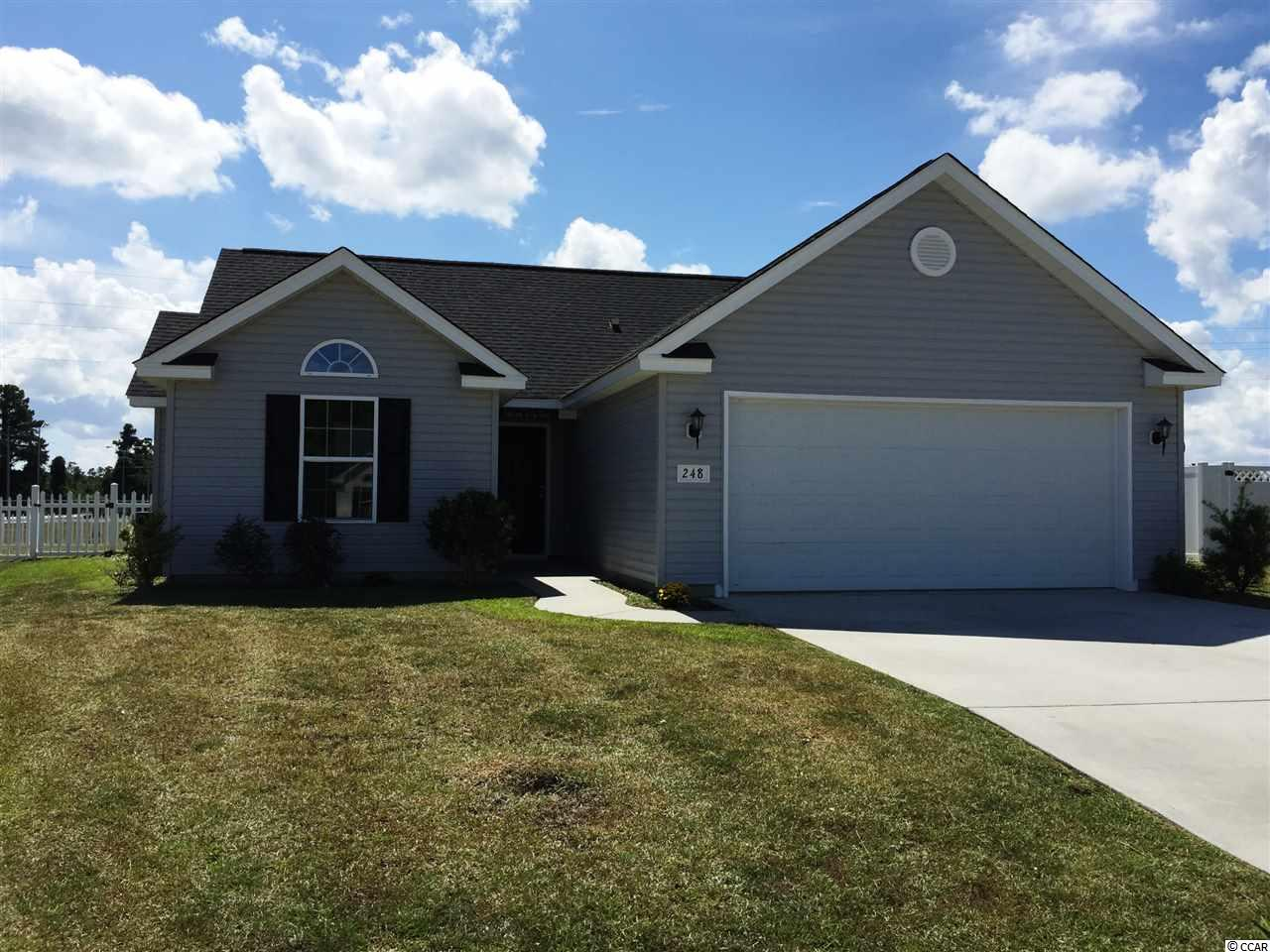 Detached MLS:1809068   248 Hickory Springs Ct. Conway SC
