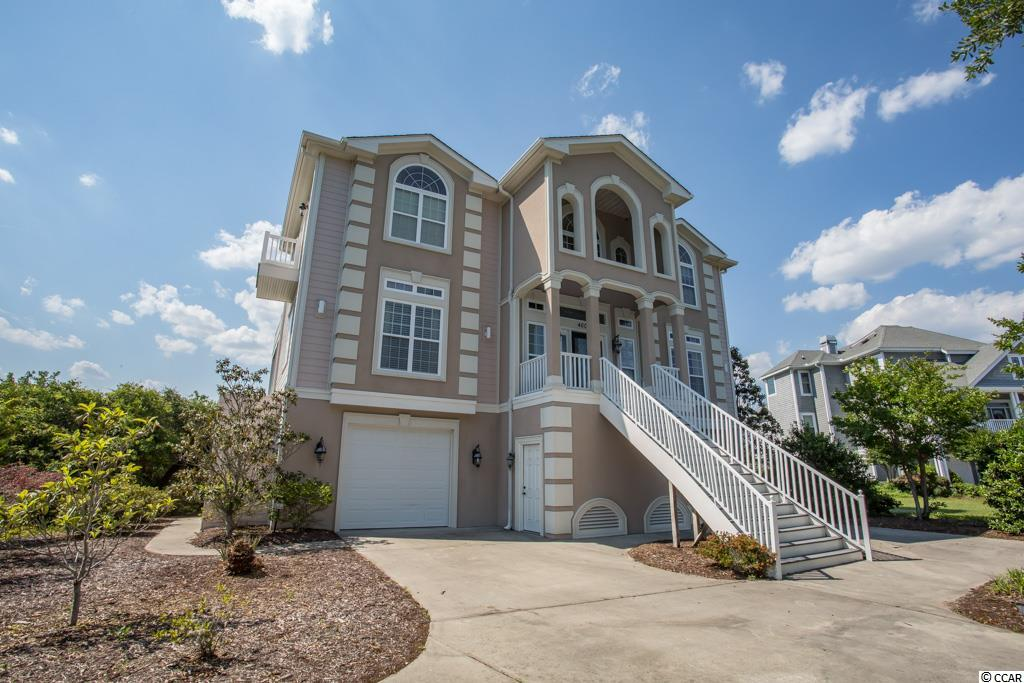 4600 SOUTH ISLAND CT., NORTH MYRTLE BEACH, SC 29582