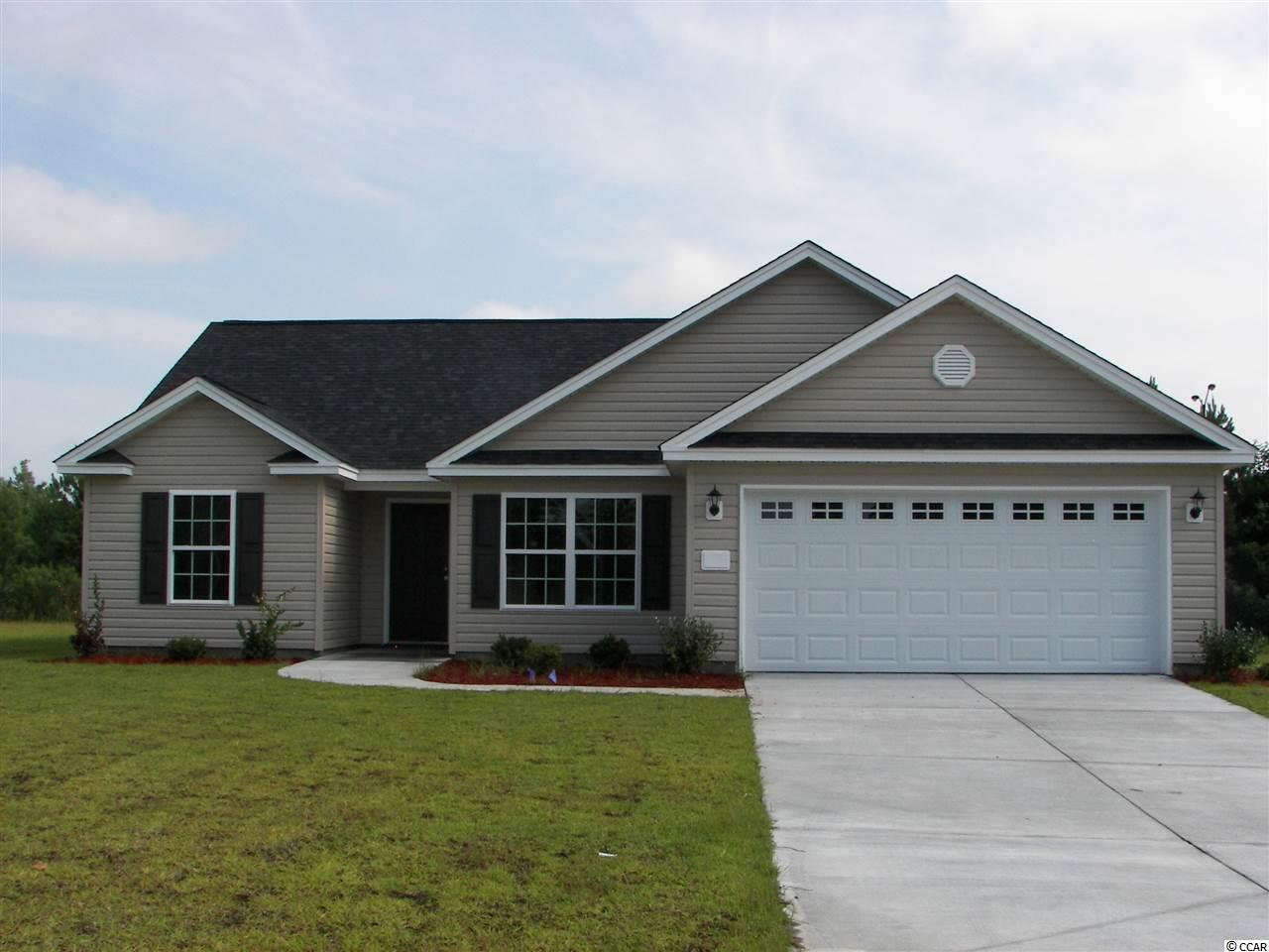 Detached MLS:1809098   412 Sellers Road Conway SC