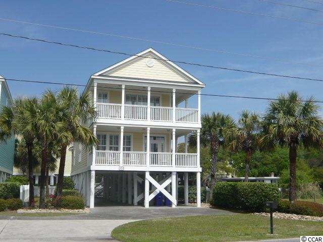 Detached MLS:1809150   1414 B N Ocean Blvd. Surfside Beach SC