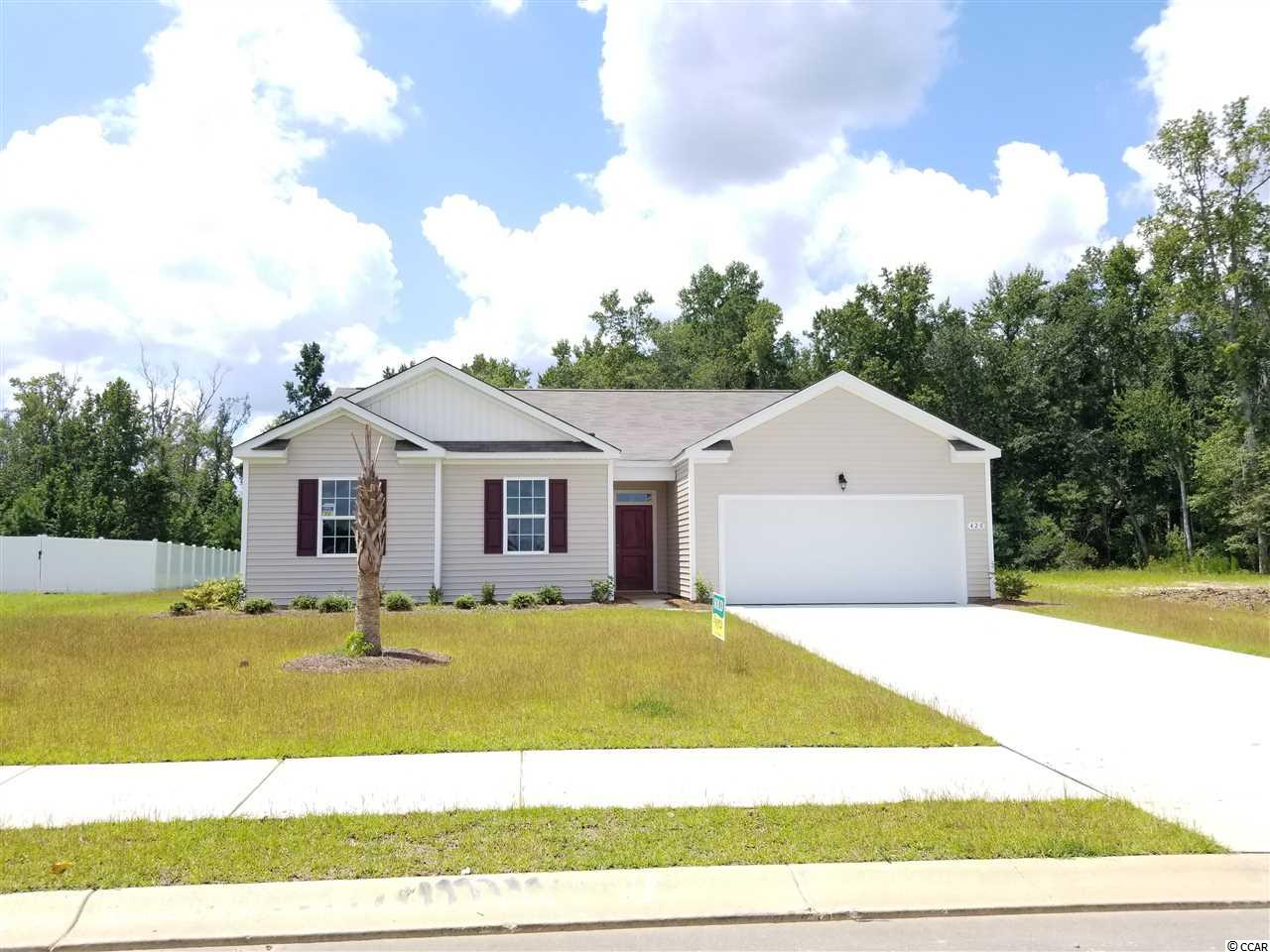 Detached MLS:1809161   420 Carmello Circle Conway SC
