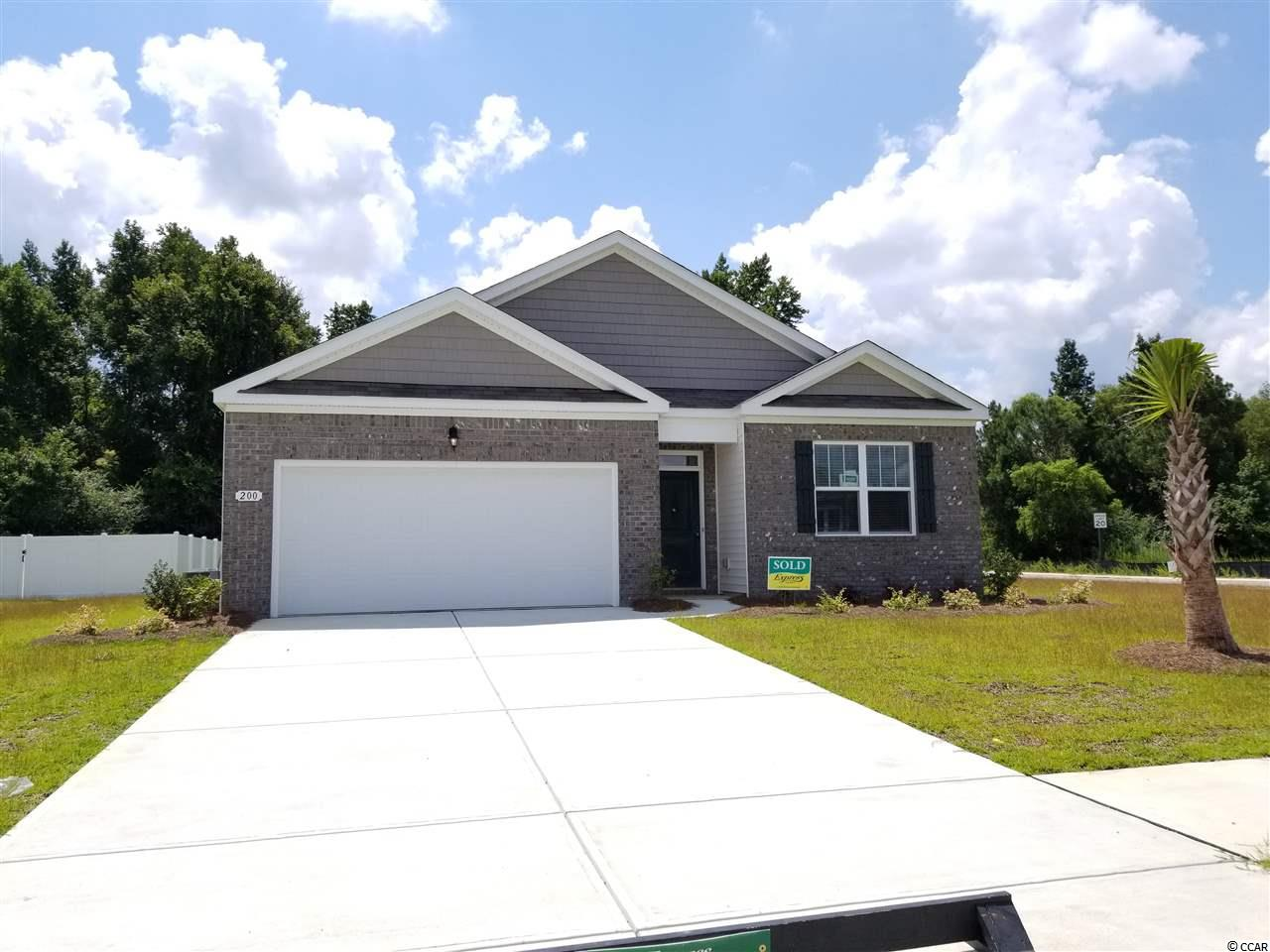Detached MLS:1809164   200 Carmello Circle Conway SC