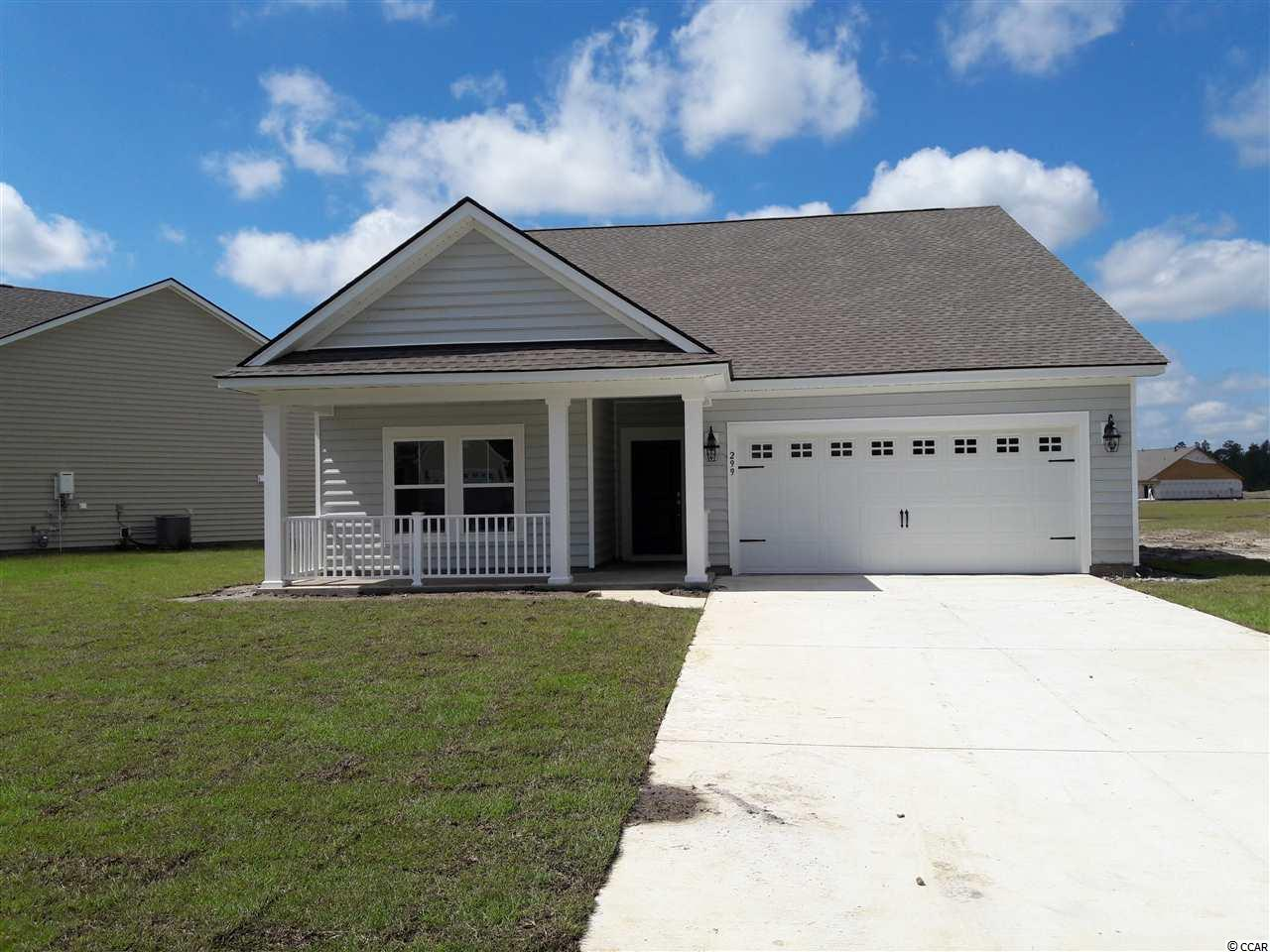 Detached MLS:1809177   299 Harbison Circle Myrtle Beach SC