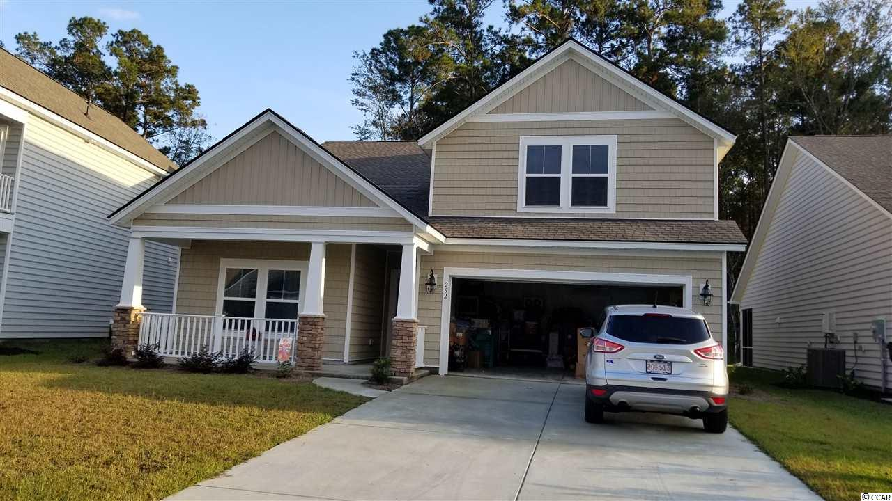 Detached MLS:1809179   262 Harbinson Circle Myrtle Beach SC